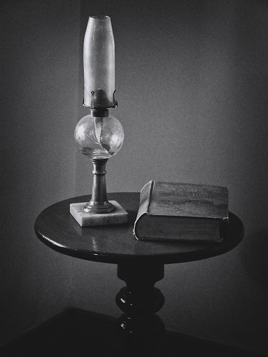 Book with Lamp