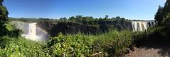 Panoramic View of Victoria Falls