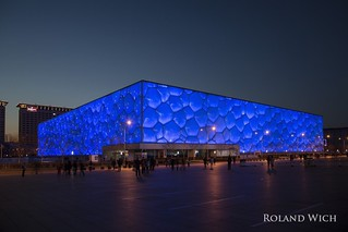 Beijing - Aquatic Centre