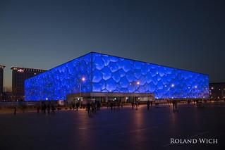 Beijing - Aquatic Centre