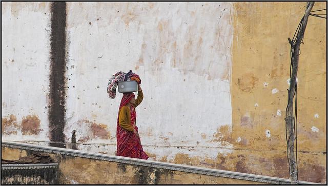 Amber - Jaipur - Rajasthan - India