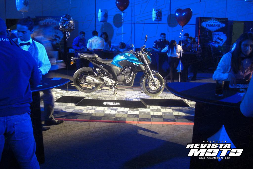 Prelanzamiento Yamaha FZ25