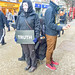 'Cube Of Truth' Vegan Activists Campaign For Animal Rights 1