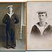 HWL001 - Harold William Luxton - Royal Navy - circa 1917