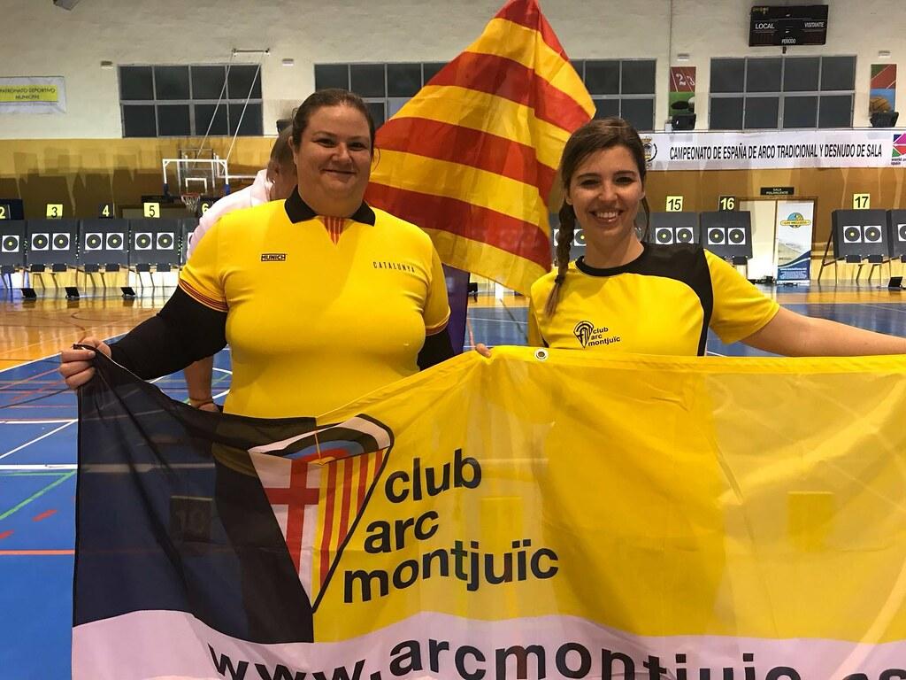 Campionat d'Espanya de Sala d'arc Tradicional i Nu - 18 i 19/02/2018 - clubarcmontjuic - Flickr