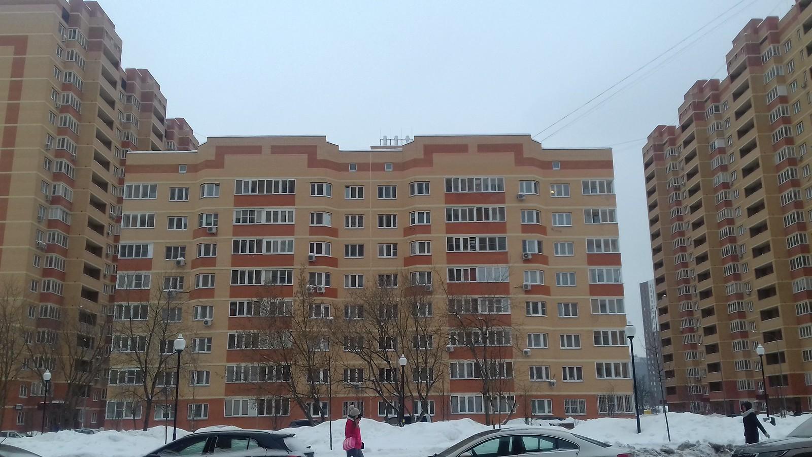 Посёлок Коммунарка (Москва). Часть третья