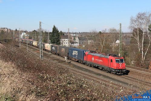 Eschweiler Hbf. 27.02.18.