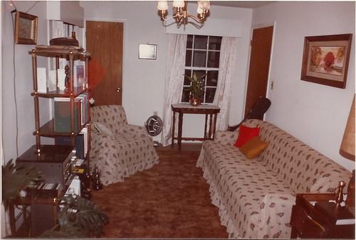 Inside or first home in Jasper Alabama
