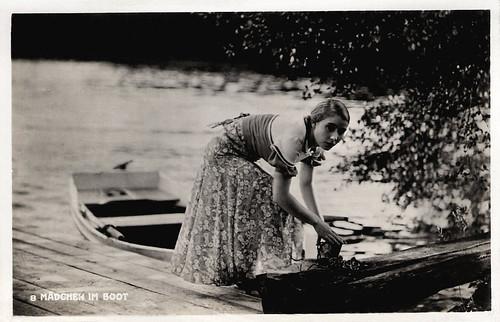 Karin Hardt in 8 Mädchen im Boot (1932)