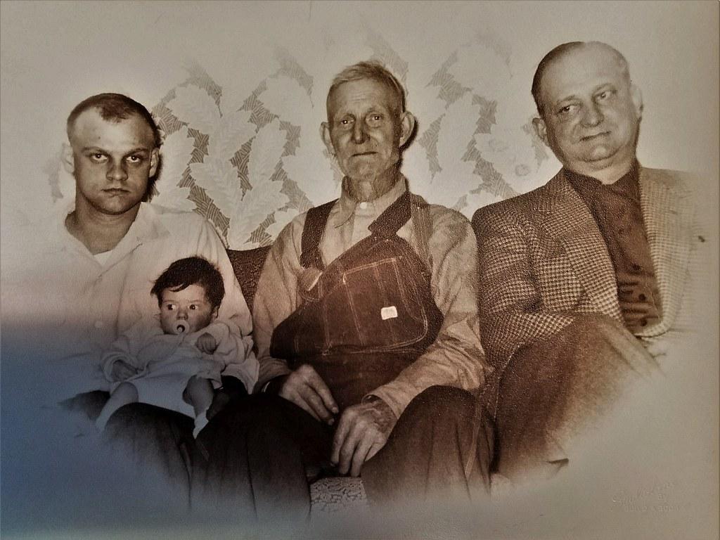 Baby Mark V Casbon 1956