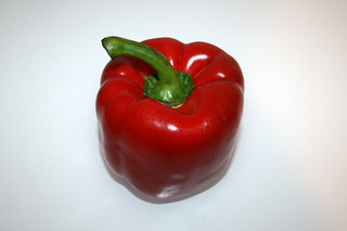 05 - Zutat Paprika / Ingredient bell pepper