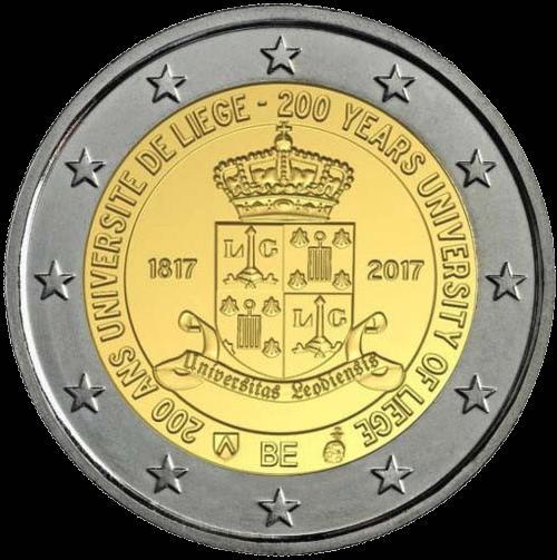 2 Euro Belgicko 2017, Univerzita Liége