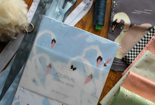 Swan Journal Love
