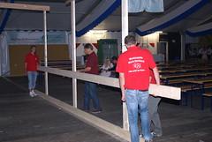 2008-07-13 Bezirksmusikfest die fleißigen Helfer