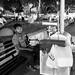 Joven vendedor de camotes por Marcos Núñez Núñez