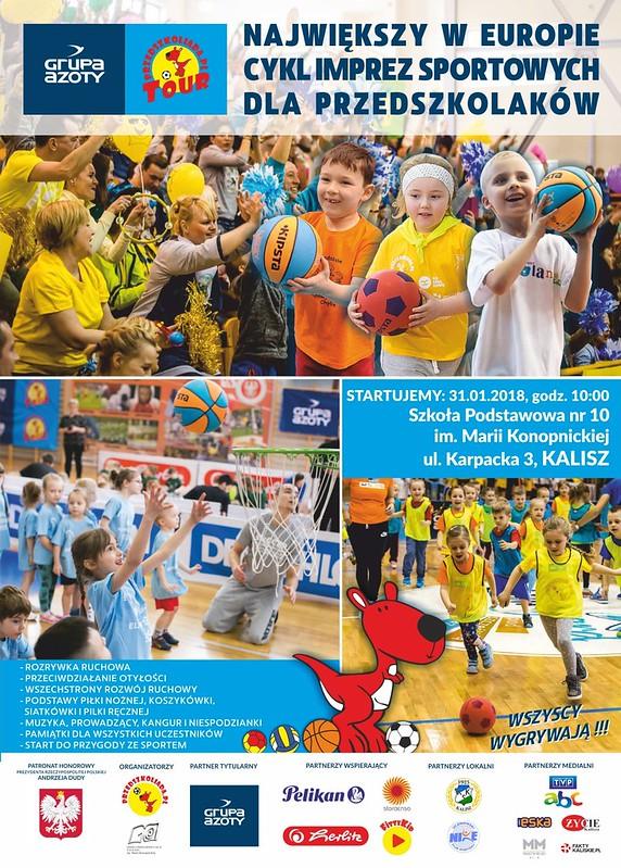 Plakat GAPT2018 Kalisz