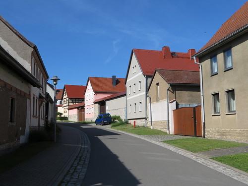 20170601 05 048 Regia Ottmannshausen Hausfassaden Straße