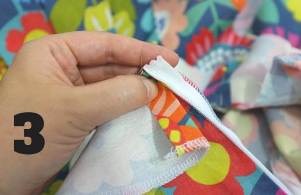 Install Neck Facing 3