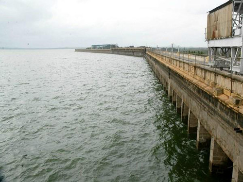 कृष्ण सागर बाँध