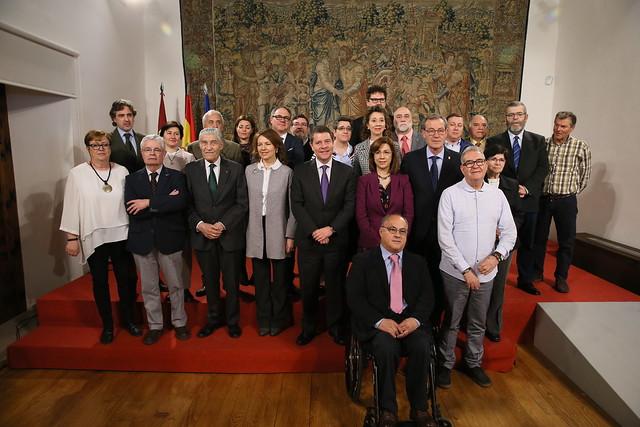 El presidente de CLM suscribe un conjunto de protocolos de colaboración con entidades sociales