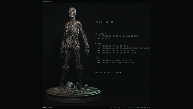Hafer Studios - River God Bühne 1