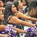 Paschal High School Band, Martin Luther King Day parade and rally, downtown Fort Worth, Jan. 15, 2018