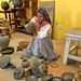 Black pottery work por Chemose