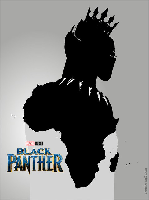 Black Panther (2018) from Flickr via Wylio