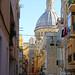 West St, Valletta, Malta by Andrey Sulitskiy