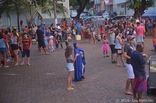 Carnaval das Crianças 2018