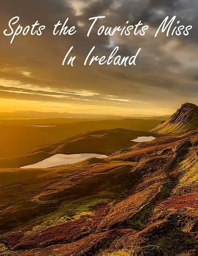 Spots the Tourists Miss In Ireland