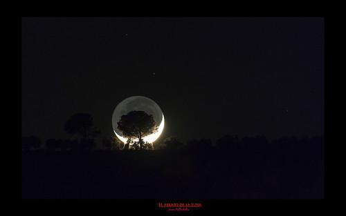 El abrazo de la Luna
