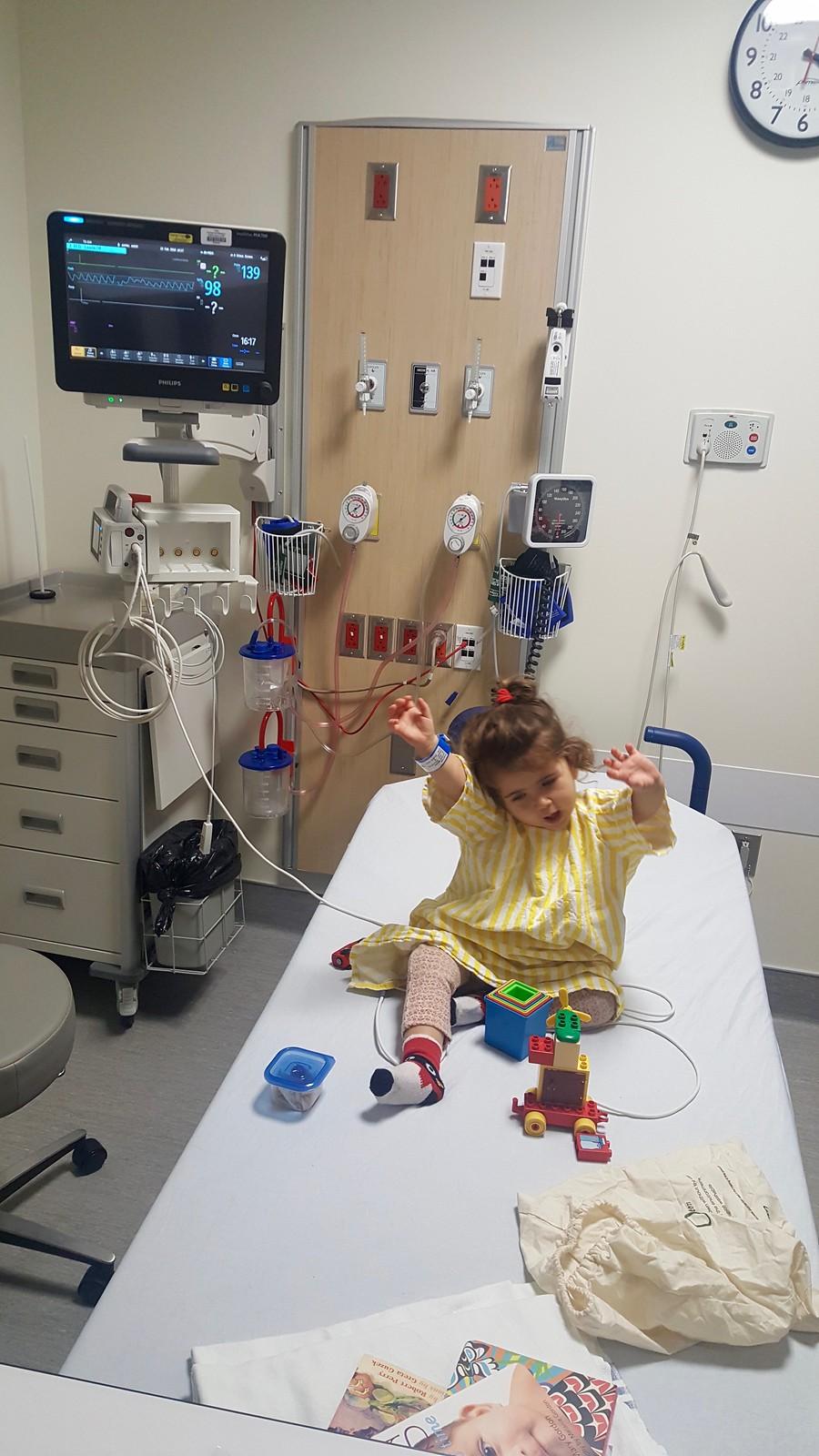 Hospital Visit #5