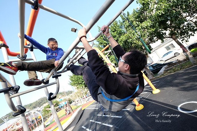竹東鎮首座兒童公園中正公園5