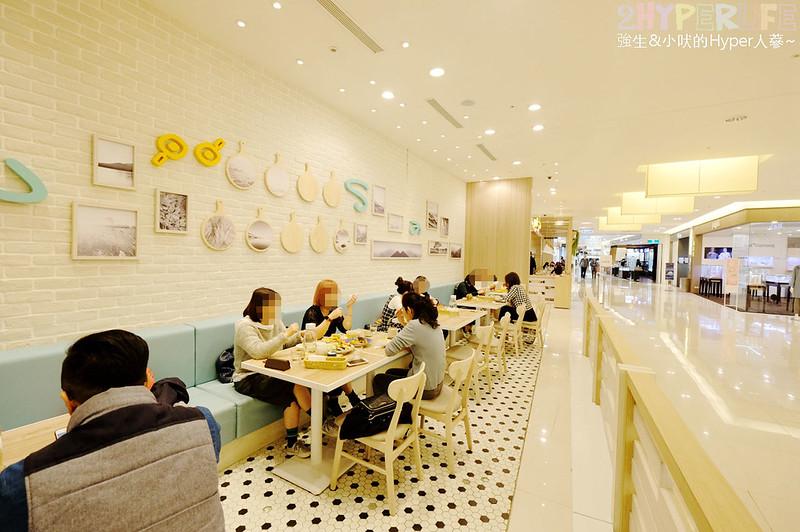 woosaパンケーキ 屋莎鬆餅屋 台中遠百店 (2)