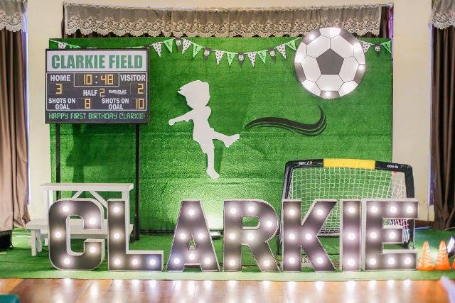 clarkie soccer party stage (3)