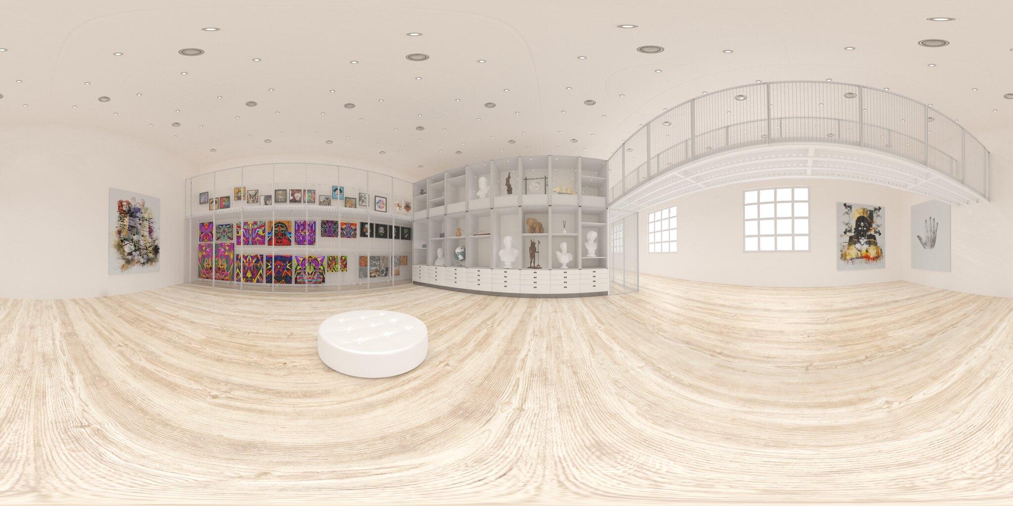 360 Bruynzeel room museum