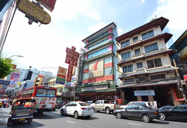bangkok itinerary bangkok chinatown
