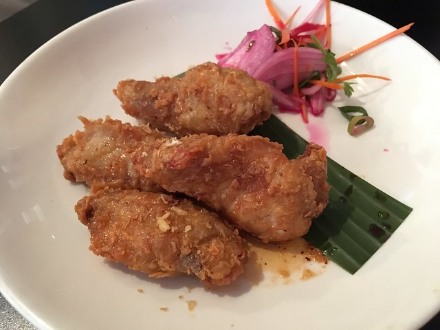 Roti bread - PokPok Thai Restaurant