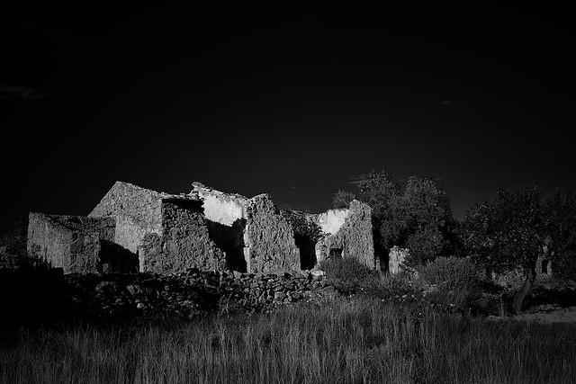 Ruins Pais de Valencia., Canon EOS-1DS MARK III, Canon EF 35mm f/1.4L