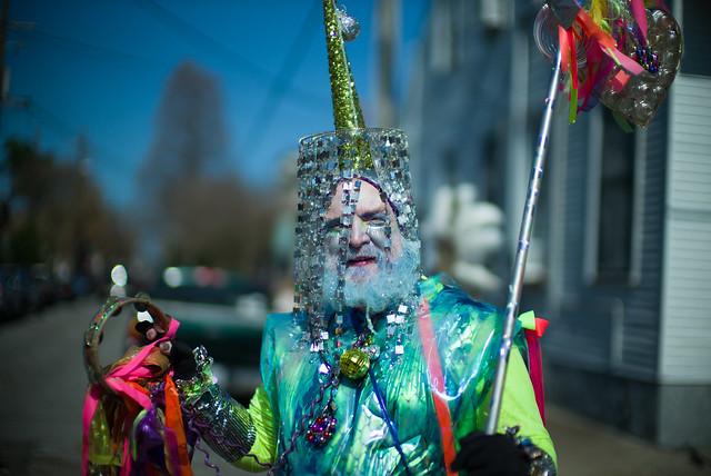 Faces of Mardi Gras 1