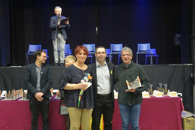 (I) Cloenda Territorials BCN Ciutat i Comarques Temporada 2017