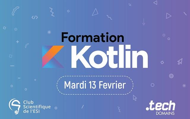 Formation Kotlin