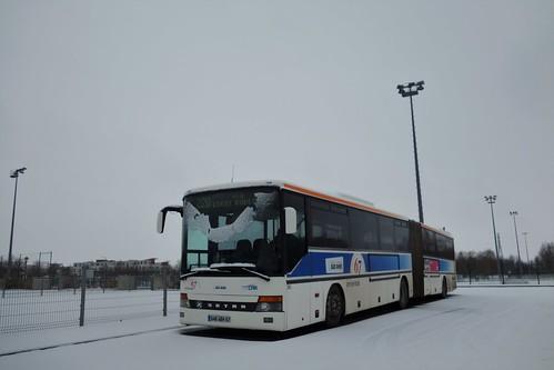 Setra SG 321 UL n°381  -  Bas-Rhin, CTBR