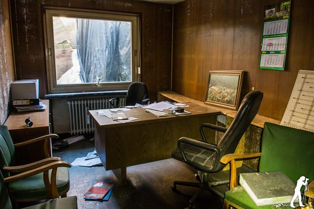 Lost Places: Sägewerk