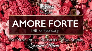 Amore Forte by Mi Piace