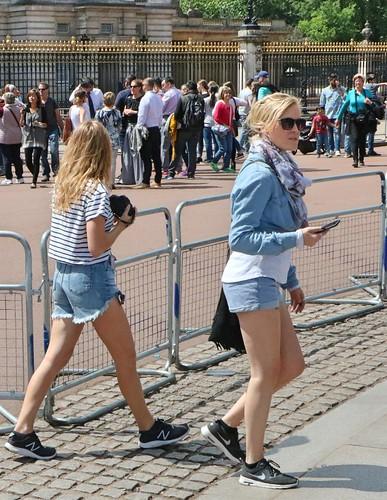 Blonde Tourists