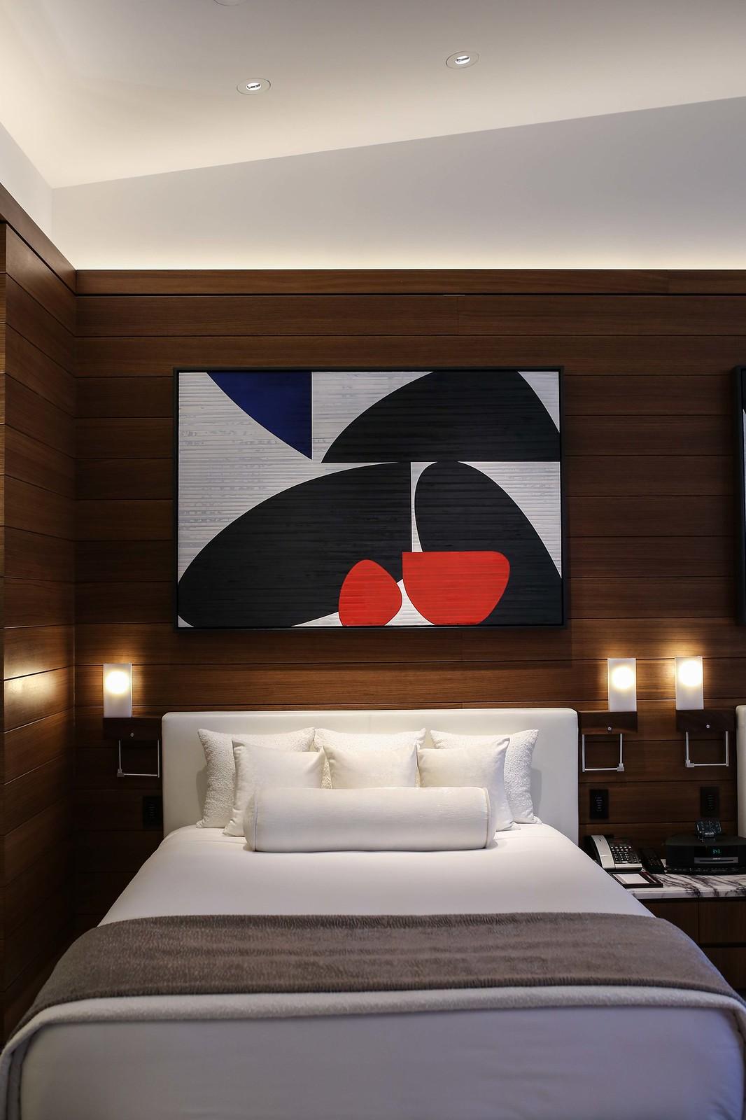 guest bedroom red rock resort suite