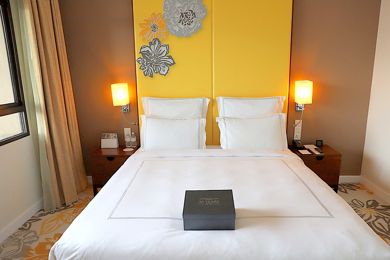 Swiss Executive King Room (30sqm) at Swissotel Merchant Court Singapore