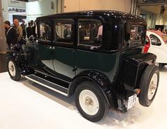 Citroen B14 G Limousine 1928